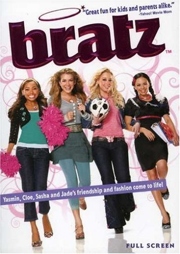 Bratz: The Movie  DVD
