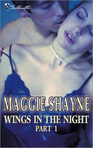 Book Maggie Shayne Collection Wings in the Night Part 1
