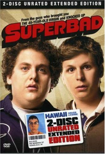 Superbad - Unrated  DVD