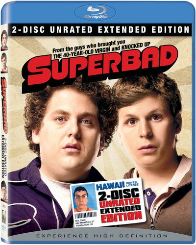 Superbad [Blu-ray] DVD
