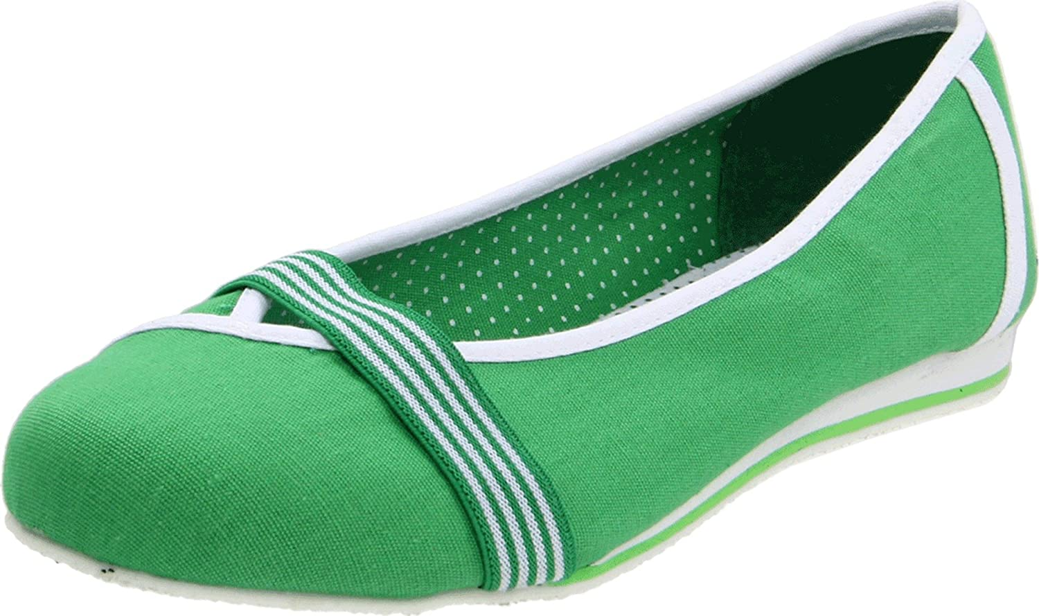 Volatile Women's Cabana Flat - Free Overnight Shipping & Return Shipping: Endless.com :  flat volatile casual green