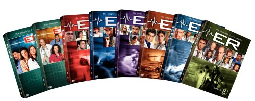 ER: The Complete Seasons 1-8 DVD