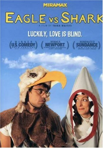 Eagle vs. Shark DVD