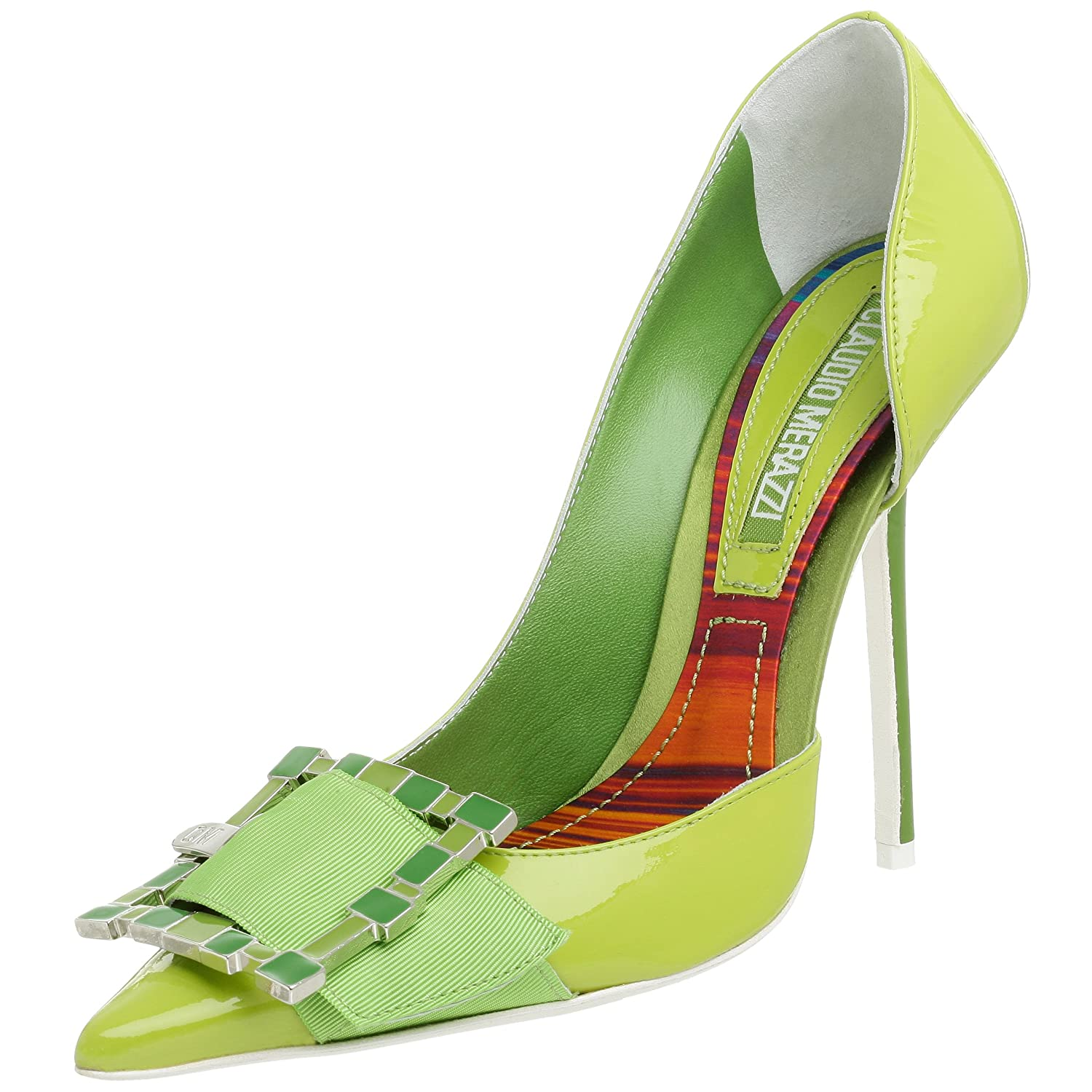 Claudio Merazzi Women's D'Orsay Pumps :  pumps shoes design designer heels
