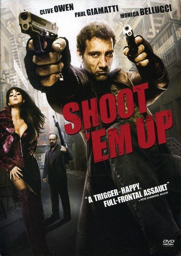 Shoot 'Em Up DVD