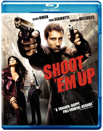 Shoot Em Up [Blu-ray] DVD