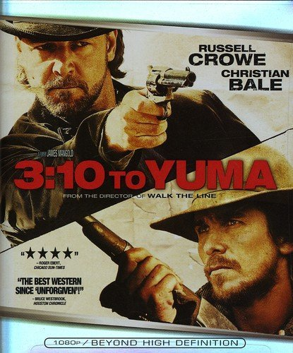 3:10 To Yuma [Blu-ray] DVD