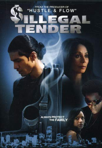 Illegal Tender  DVD
