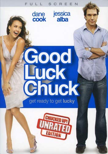 Good Luck Chuck  DVD