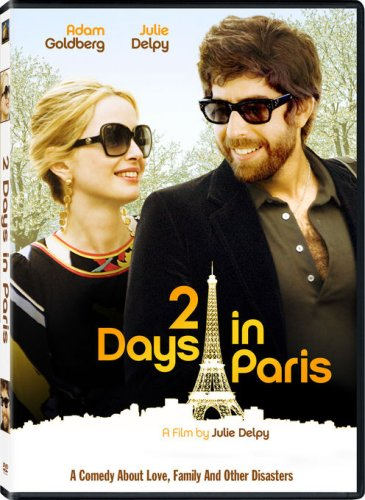 Two Days in Paris DVD