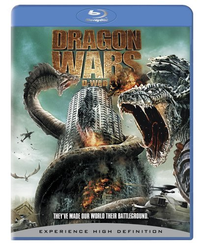Dragon Wars - D-War [Blu-ray] DVD