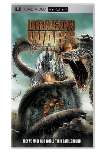 Dragon Wars - D-War  DVD