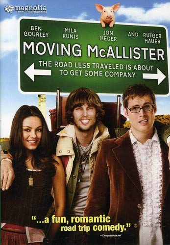 Moving McAllister DVD