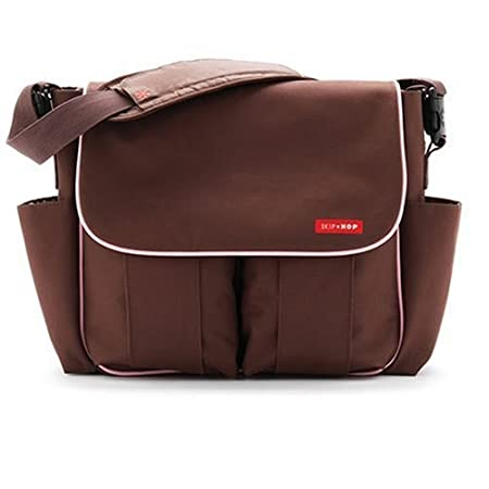 Skip Hop Dash Diaper Bag Chocolate For Baby