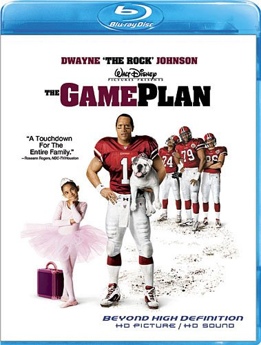 The Game Plan [Blu-ray] DVD