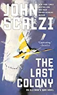 Book Cover: The Last Colony by John Scalzi