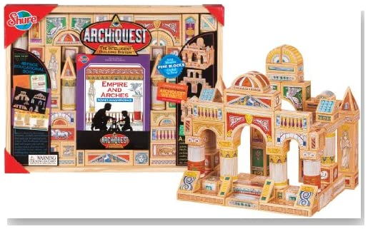 Roman Building Block Set 68 Pieces