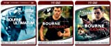picture of Bourne Trilogy DVDs