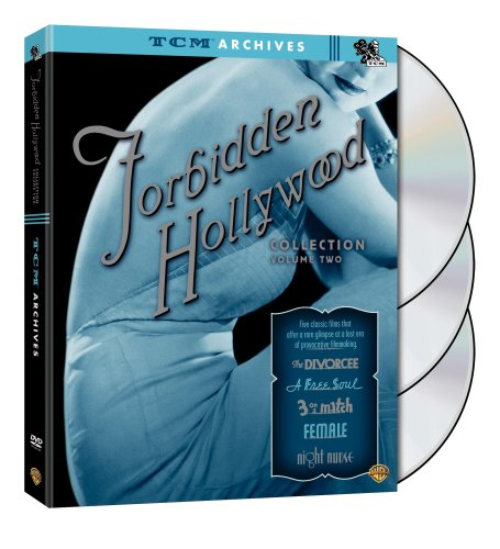 Forbidden Hollywood Volume 2 cover