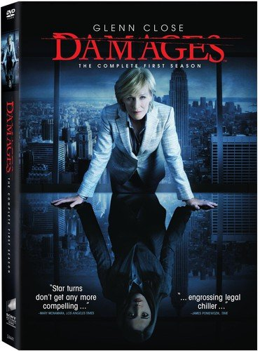 Damages: The Complete First Season DVD