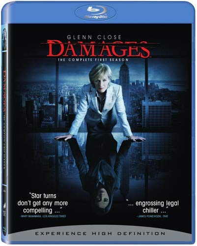 Damages: The Complete First Season [Blu-ray] DVD