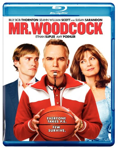 Mr Woodcock [Blu-ray] DVD