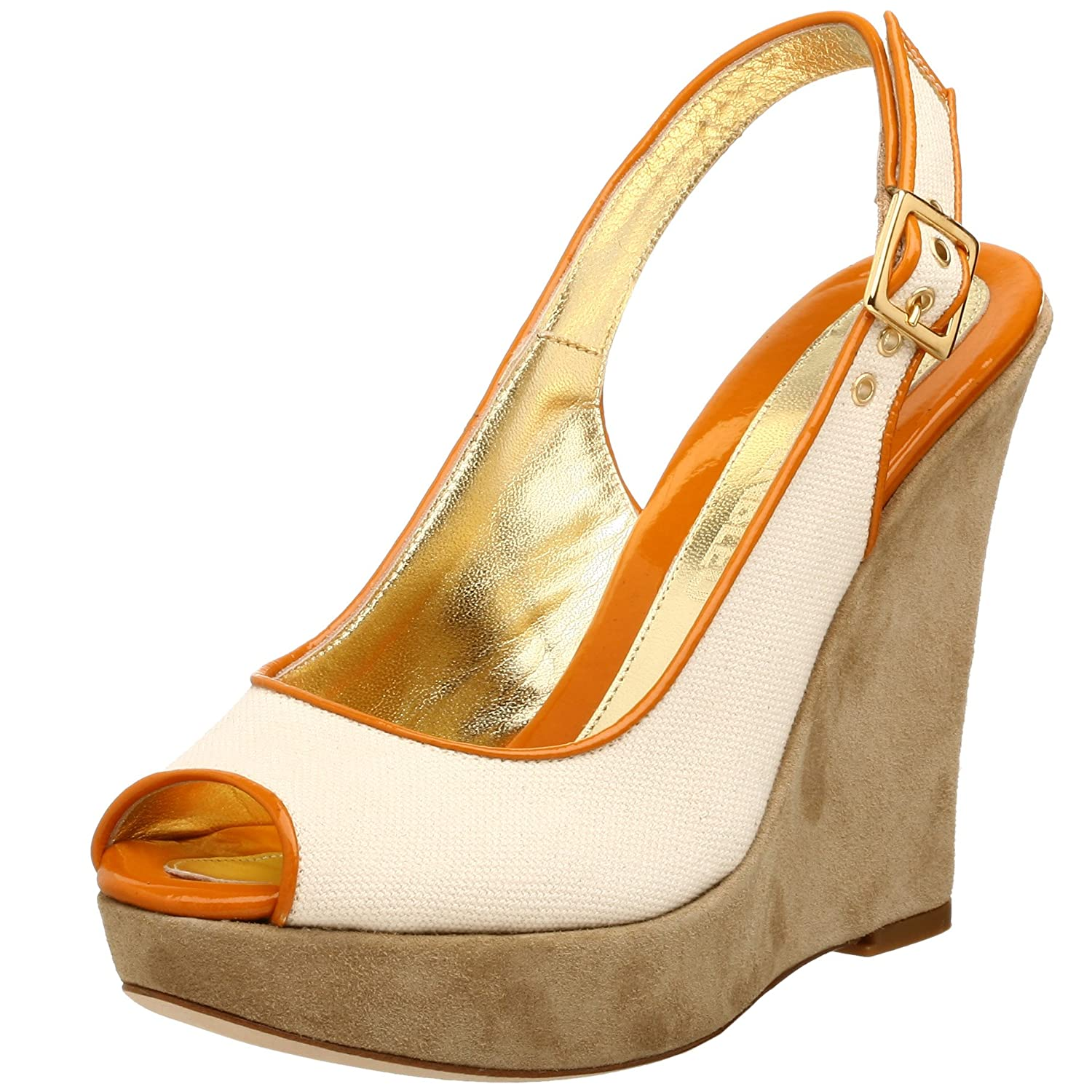 Endless.com: Goldenbleu Women&#039;s Sydney Wedge Sandal: Categories - Free Overnight Shipping &amp; Return Shipping from endless.com