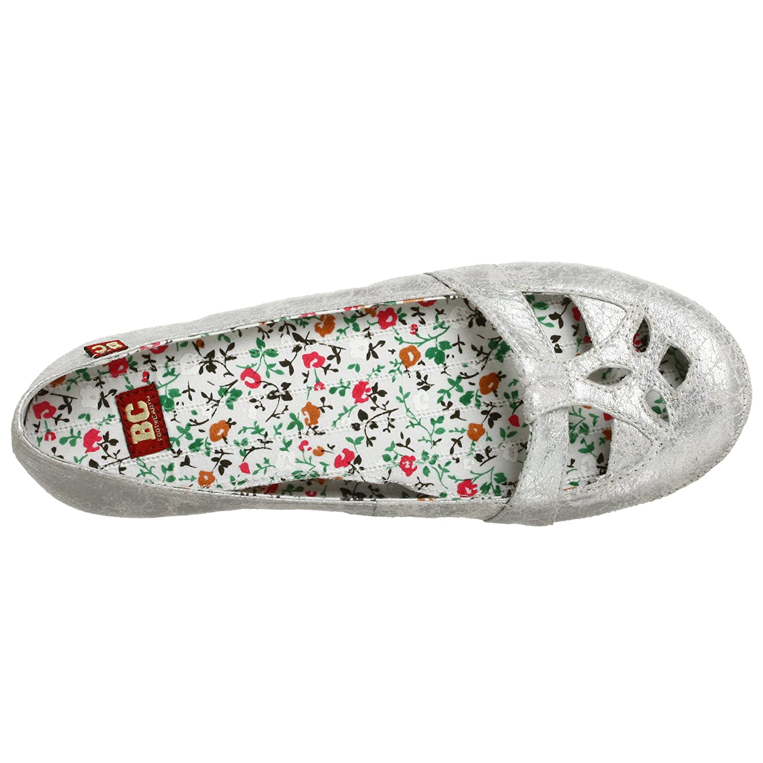 BC Footwear Women's Beehive Flat - Free Overnight Shipping & Return Shipping: Endless.com