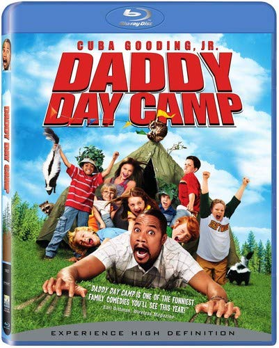 Daddy Day Camp [Blu-ray] DVD