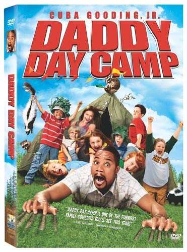 Daddy Day Camp DVD