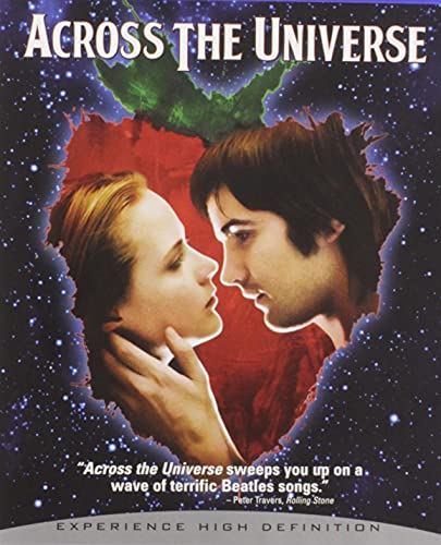 Across the Universe [Blu-ray] DVD
