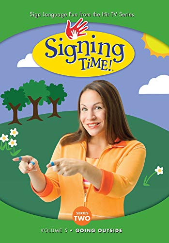 Signing Time DVD with Rachel Coleman