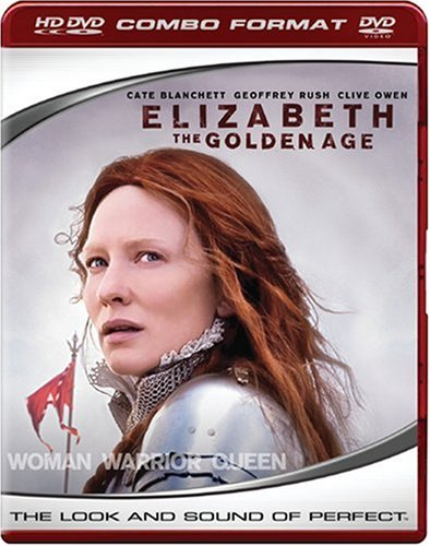 Elizabeth - The Golden Age  DVD