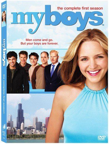 My Boys: The Complete First Season DVD