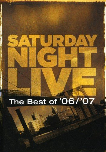 Saturday Night Live the Best of '06/'07  DVD