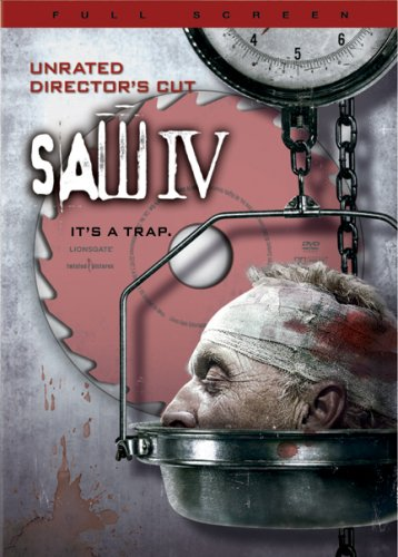 Saw IV  DVD