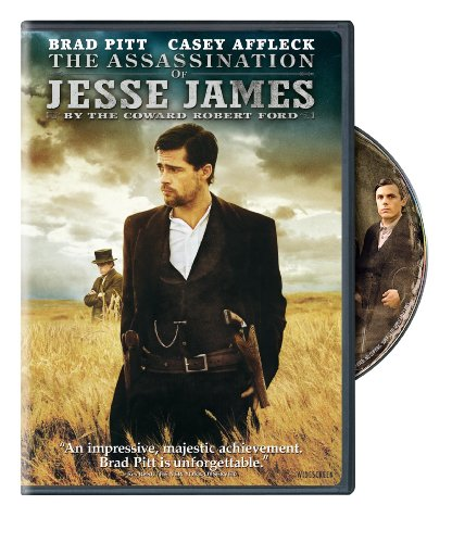 The Assassination of Jesse James by the Coward Robert Ford DVD