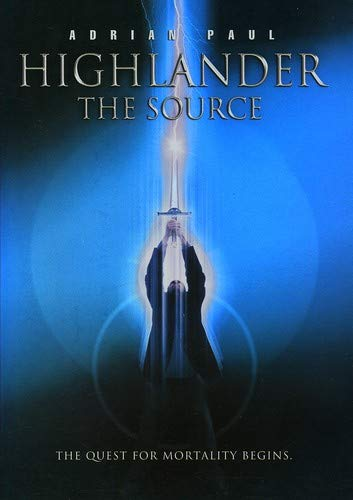 Highlander 5: The Source DVD