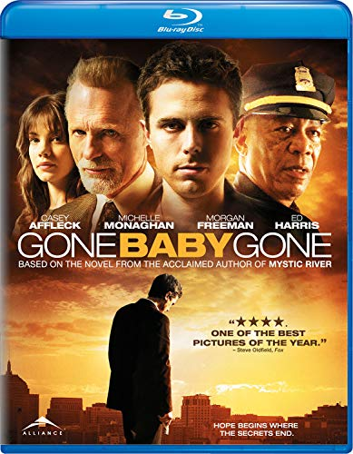 Gone Baby Gone [Blu-ray] DVD