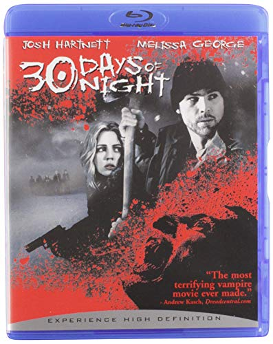 30 Days Of Night [Blu-ray] DVD