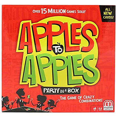 Apples To Apples Party Game Box