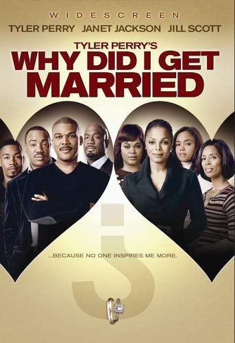 Tyler Perry's Why Did I Get Married?  DVD