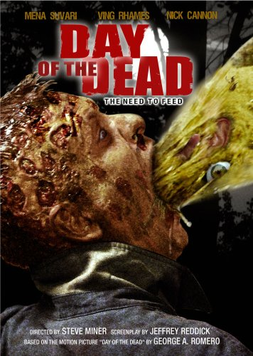 Day of the Dead DVD