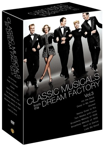 Classic Musicals From the Dream Factory Volume 3 cover