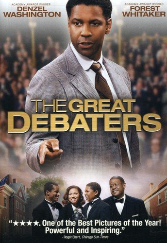The Great Debaters DVD