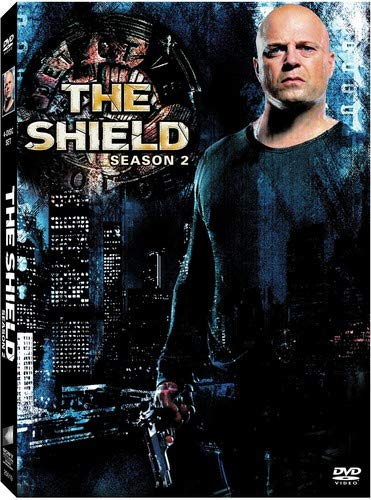 The Shield - Season 2 DVD
