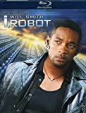 "Will Smith plays a paranoid cop in this futuristic action movie, ""I, Robot."""