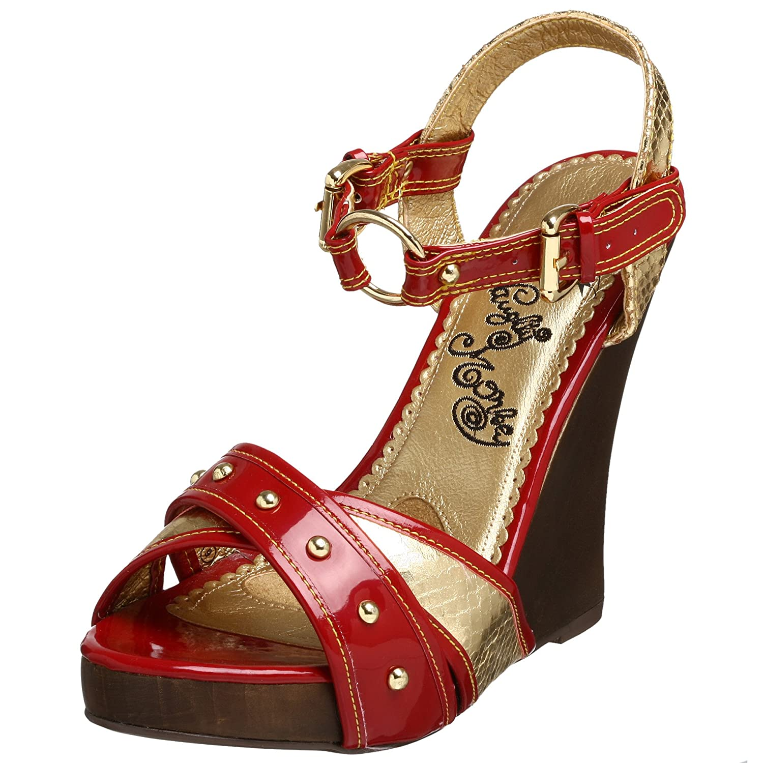 Naughty Monkey Women's Tallest In Class Wedge: Women's Shoes - Free Overnight Shipping & Return Shipping from endless.com