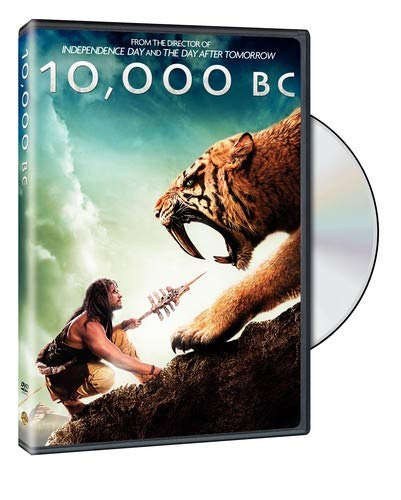 10,000 B.C. DVD