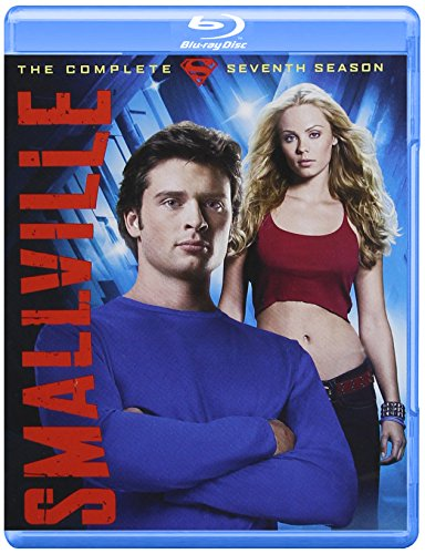Smallville - The Complete Season 7 [Blu-ray] DVD